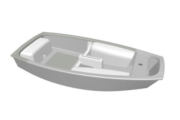 barco optimist 009