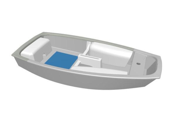 barco optimist 011