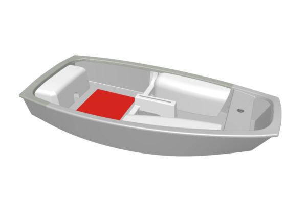barco optimist 012