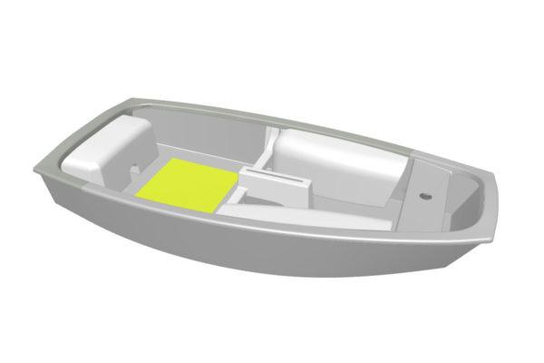 barco optimist 013
